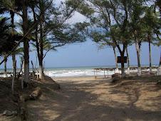 Beach at Tecolutla