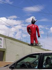 Satan Piñata