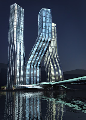 Un Lugar Cualquiera Edificios Impresionantes 3 Dubai