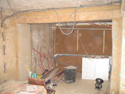 4 murs un toit et nous ouverture 3m des photos - Calcul ipn mur porteur ...