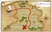 The treasure map we would like to use will look something along the lines of .