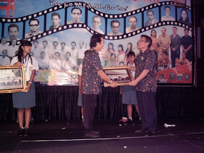 Reuni Akbar Alumni SMA Xaverius 2 Palembang