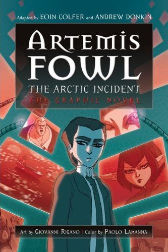 a comparison of artemis fowl and its sequel artemis fowl the arctic incident by eoin colfer