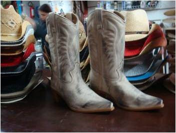 botas texana feminina 2011