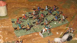 My cossacks at Danzig