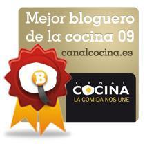 Vamos a cociMar mejor blog de cocina 2009