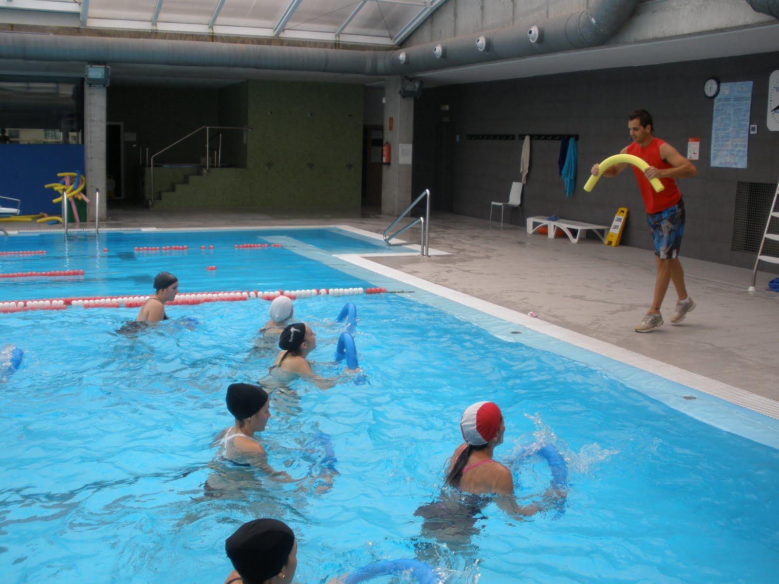 Piscina y complejo deportivo municipal campos for Piscina municipal campos