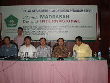 Persiapan Madrasah Internasional