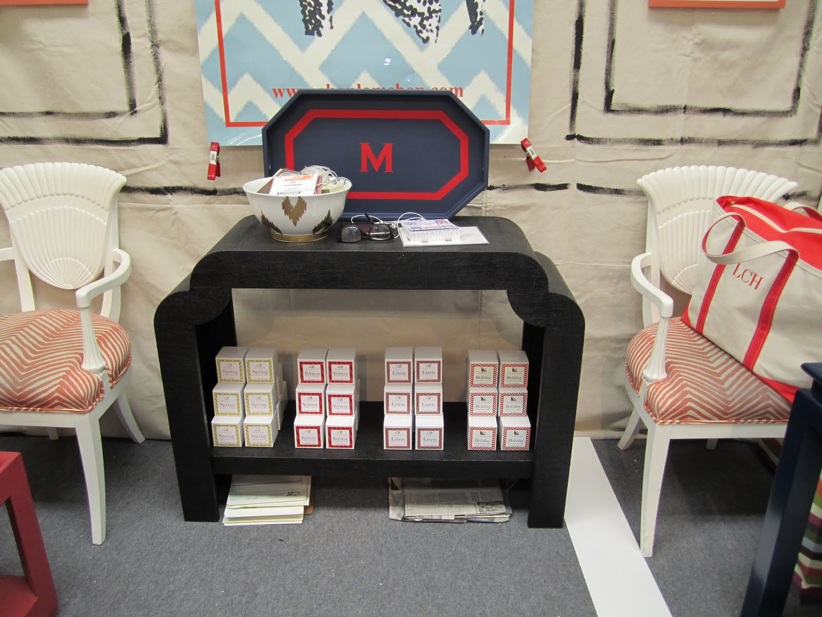 Monogramming Trade Shows | Decoration Pages