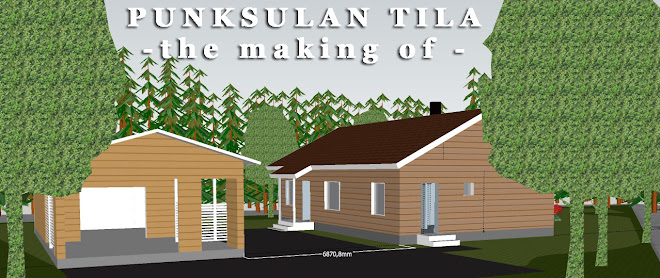 Punksulan tila - the making of -