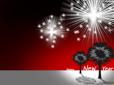 2013 new years background