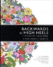 Backwards in high heels