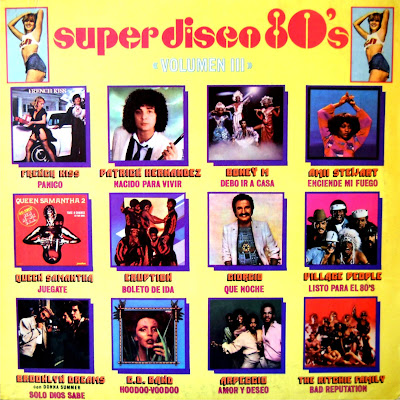 SUPERDISCO 80 - Vol III