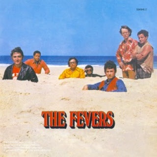Cover Album of THE FEVERS (1970)