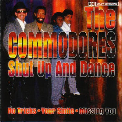 The Commodores - Shut up and dance (2000)