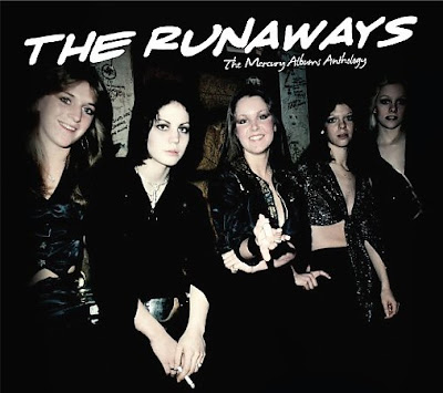 The Runaways - The Mercury Albums Anthology