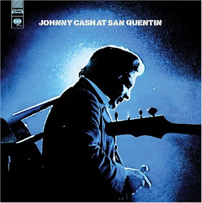 Cover Album of Johnny Cash - At San Quentin