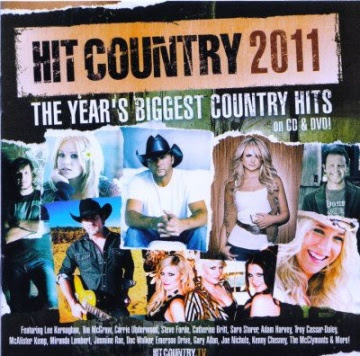 Hit Country 2011 (2010)