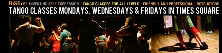 NYC Tango Classes - Step by step tango dance lessons every week in New York City