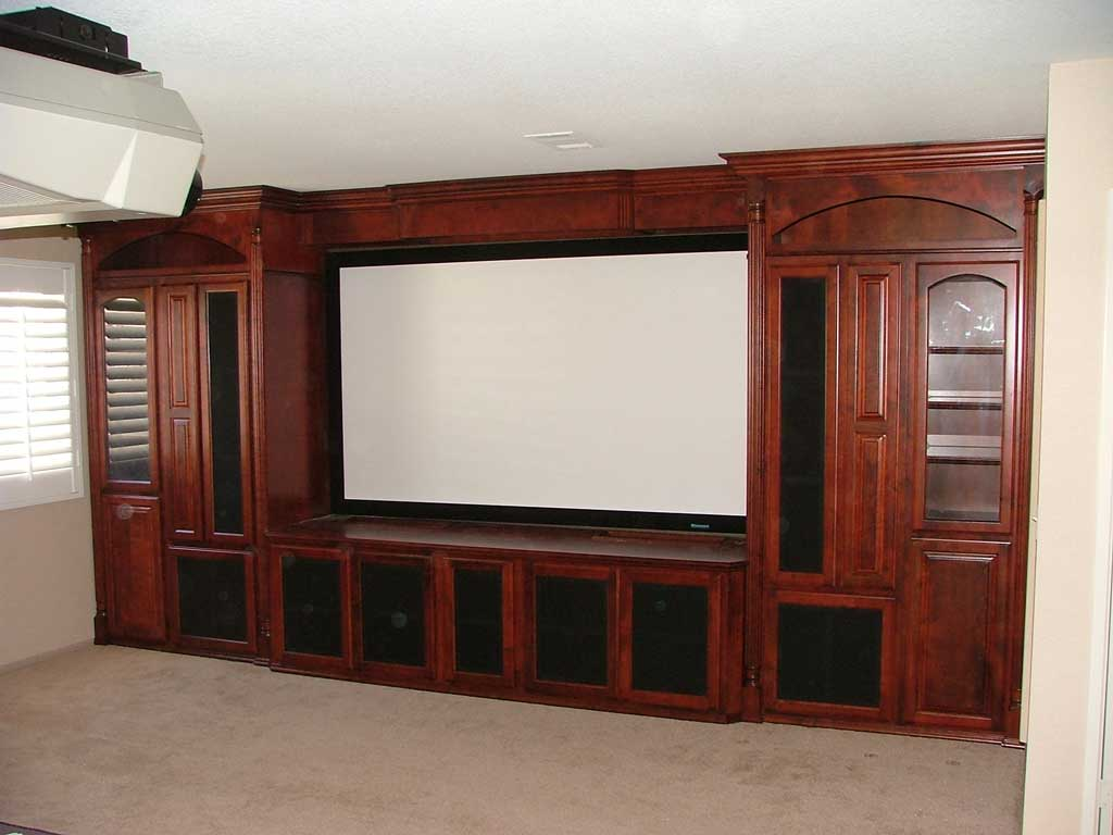 Creating a home theater - Home entertainment design ...