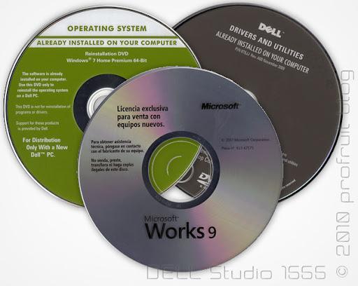 Dell Studio 1555