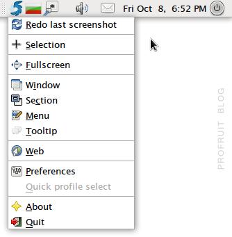 screenshot in ubuntu