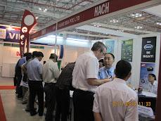 Hội chợ triển lãm Vietwater 2010, 10-12/11/2010