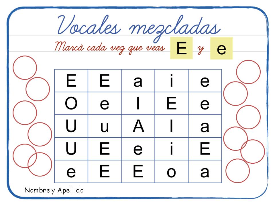 Actividades vocales para niños preescolar - Imagui