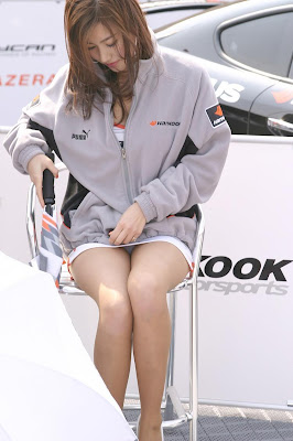 Hankook Korean Race Queen