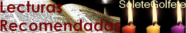 Lecturas Recomendadas de SoleteGolfete