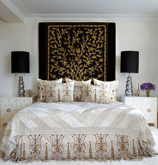 I Think The Bedroom Is Gorgeous All Embroidery Was Done In Morrocco