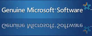 Membuat Windows XP Menjadi Genuine