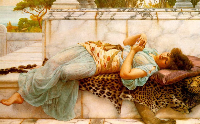 John William Godward - Page 2 Godward99