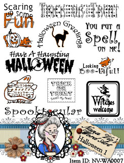Halloween 1 Word Art