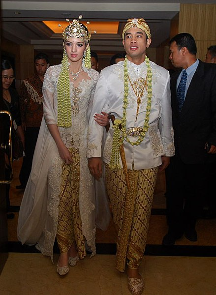 Nia Ramadhani Wedding