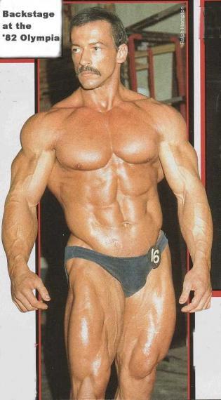 Derek Duszynski Naked