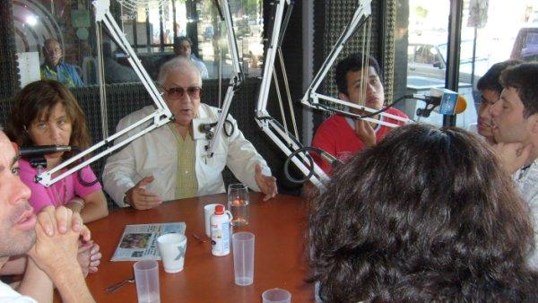Reportaje a Mario Castellon uno de los integrantes originales de los Wawanco