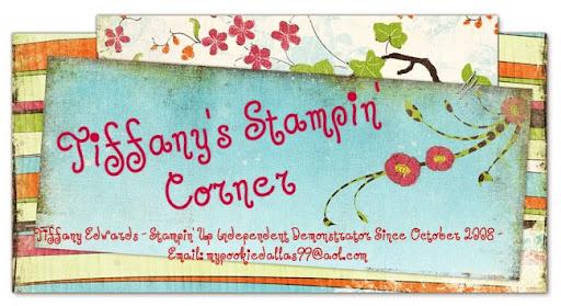 Tiffany's Stampin' Corner