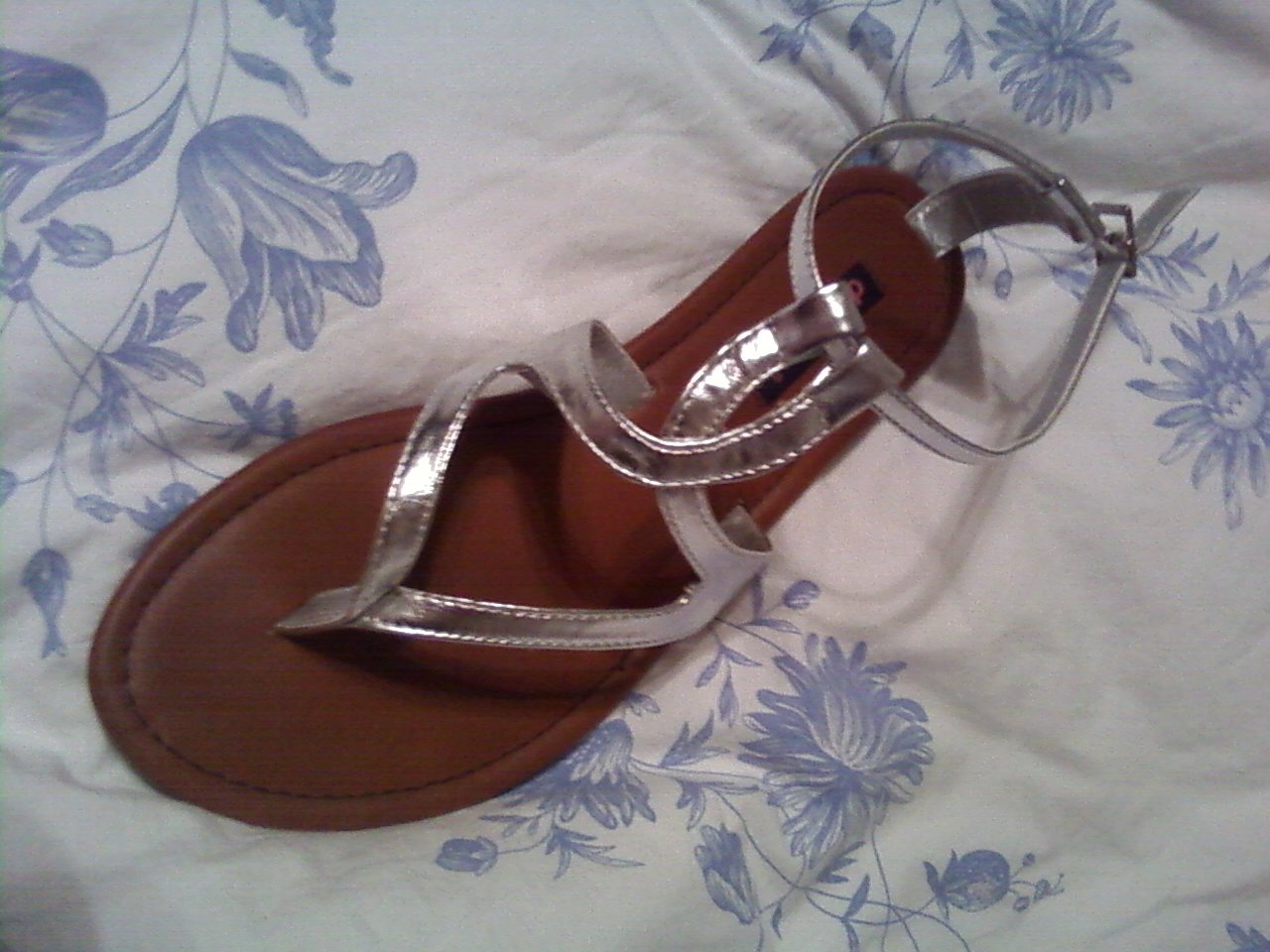 [silver+sandals]