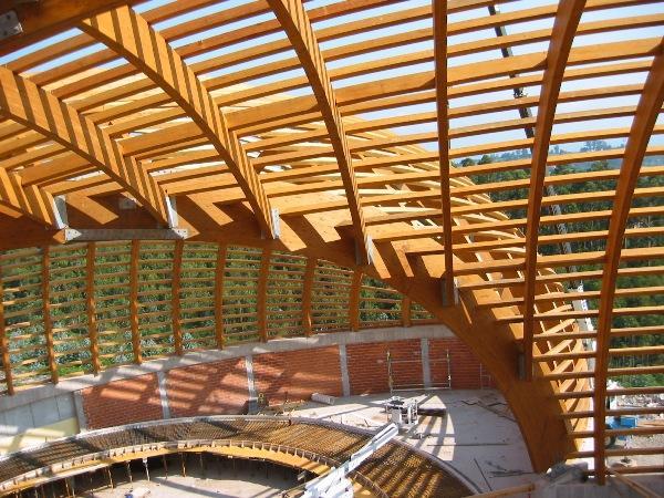 Acero madera arquitectura abril 2014 for Estructuras arquitectura pdf