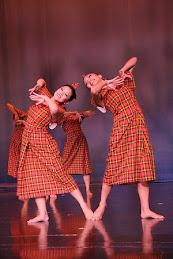 costados dance step