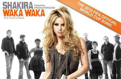 Video Oficial Waka Waka (This Time for Africa) de Shakira