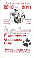 Punxsutawney Groundhog club website