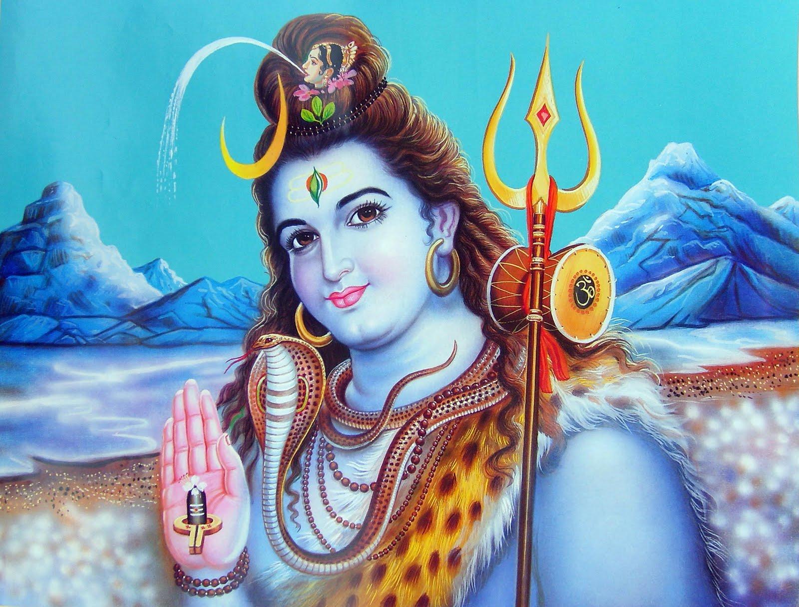 God Hindu Lord Shiva