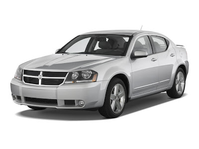 Dodge Avenger Sxt 2008. 2008 Dodge Avenger production