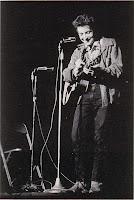 Bob Dylan live in concert, November 1963