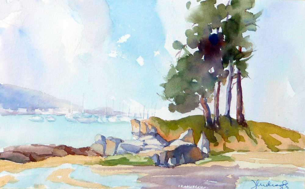 Pintando cada día: julio 2010