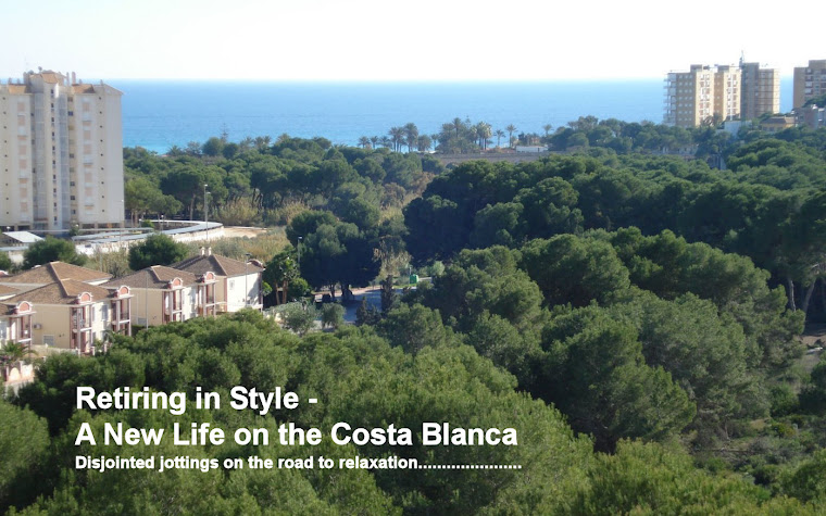 Retiring In Style - A new life on the Costa Blanca