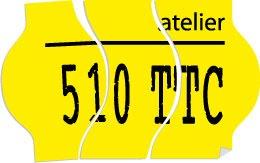 ATELIER 510 TTC