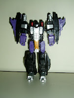 Comic-Con Skywarp Robot Mode